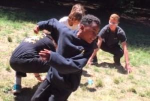 camp run